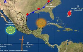 Se pronostican tormentas, granizo y ventarrones en gran parte del país