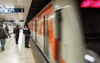 Servicio del Metro no se suspenderá durante el simulacro