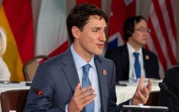 Si no hay un buen acuerdo comercial, no firmaremos Trudeau