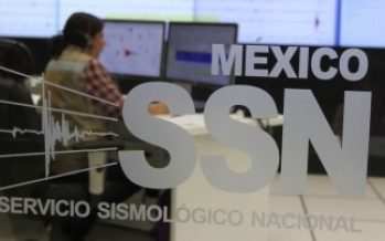 Suman tres sismos de magnitud baja en Benito Juárez