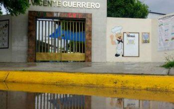 Suspenden clases en cuatro municipios de Sinaloa por lluvias
