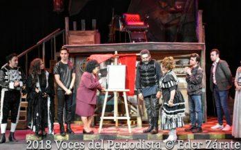 """La actriz Lupita Sandoval celebra 46 años de trayectoria artística con el musical """"Sweeney Todd"""""""