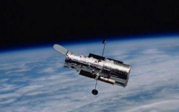 Telescopio Espacial Hubble muestra imagen de Saturno y seis de sus lunas