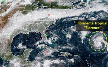 Carolina del Sur en estado de emergencia por tormenta Florence