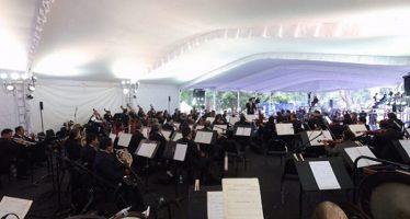 UNAM e IPN ofrecen juntos concierto para conmemorar Marcha del Silencio