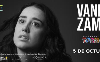 """Vanessa Zamora presentará """"Tornaluna"""" en el Foro Indie Rocks de la Ciudad de México"""