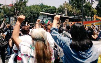 Vecinos del Multifamiliar Tlalpan recuerdan a víctimas del sismo