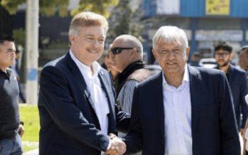 """Viviría en una """"partecita"""" de Palacio Nacional, dice López Obrador"""